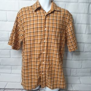 TIMBERLAND Squared shirt   for men  (D)